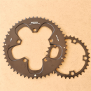 SRAM Kettenblatt Set 50/34 Powerglide 10-fach LK110mm...